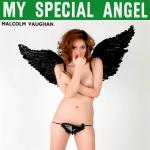 Cover Artwork Remix of Malcolm Vaughan My Special Angel