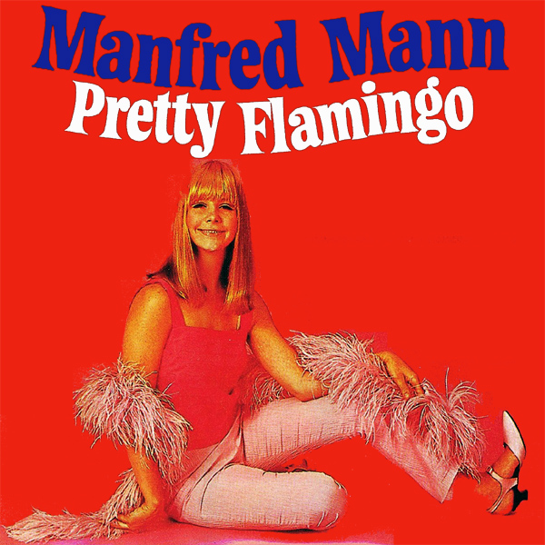 manfred mann pretty flamingo 1