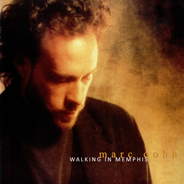 Original Cover Artwork of Marc Cohn Walking In Memphis