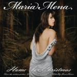 Original Cover Artwork of Maria Mena Home Xmas