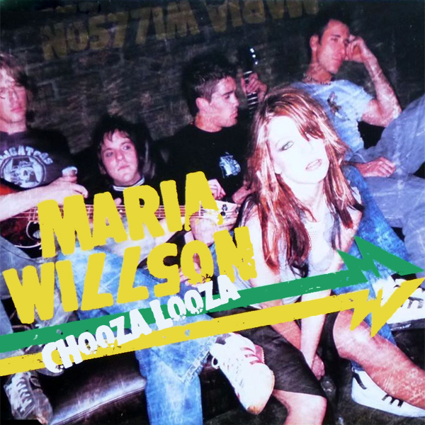 Original Cover Artwork of Maria Willson Chooza Looza