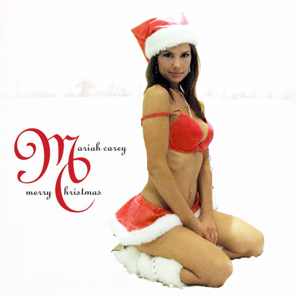 mariah carey merry christmas 2