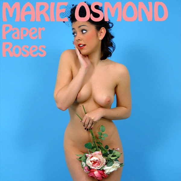 Cover Artwork Remix of Marie Osmond Paper Roses