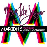 Original Cover Artwork of Maroon 5 Moves Like Jagger