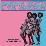 Original Cover Artwork of Martha Vandellas Dancing Street