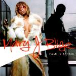 Original Cover Artwork of Mary J Blige Family Affair