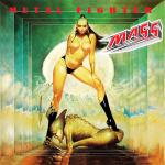 Original Cover Artwork of Mass Metal Fighter