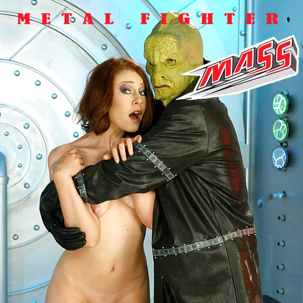 Cover Artwork Remix of Mass Metal Fighter