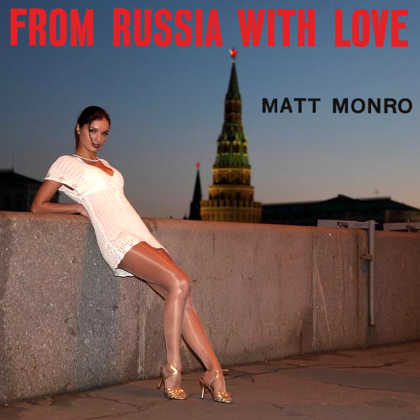 Cover Artwork Remix of Matt Monro From Russia With Love