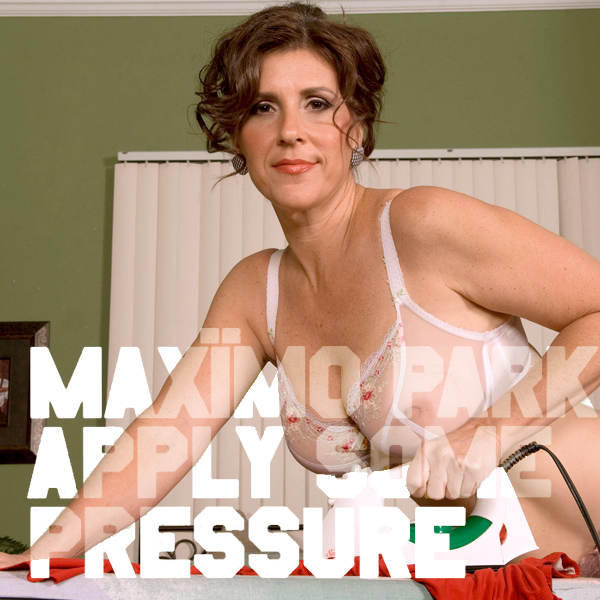 Cover Artwork Remix of Maximo Park Apply Some Pressure