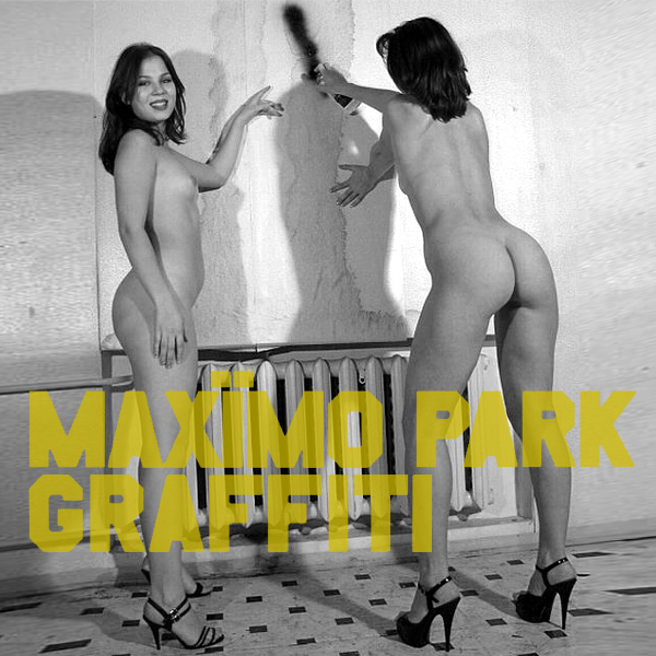 maximo park graffiti remix