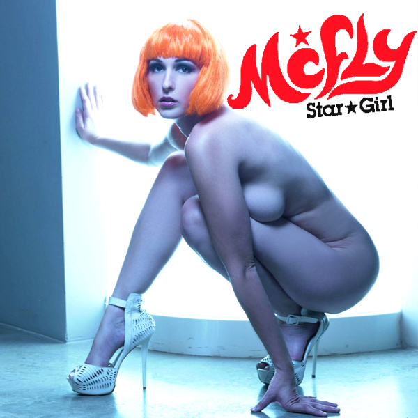Cover Artwork Remix of Mcfly Star Girl