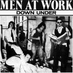 Original Cover Artwork of Men At Work Down Under