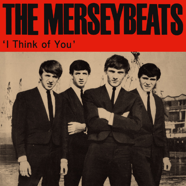Original Cover Artwork of Merseybeats I Think Of You