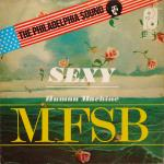 Original Cover Artwork of Mfsb Sexy