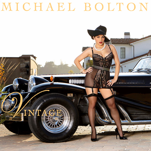 Cover Artwork Remix of Michael Bolton Vintage