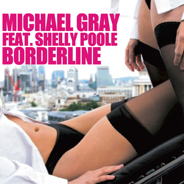 Original Cover Artwork of Michael Gray Borderline