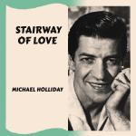 Original Cover Artwork of Michael Holliday Stairway Of Love