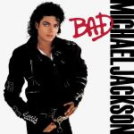 Original Cover Artwork of Michael Jackson Bad