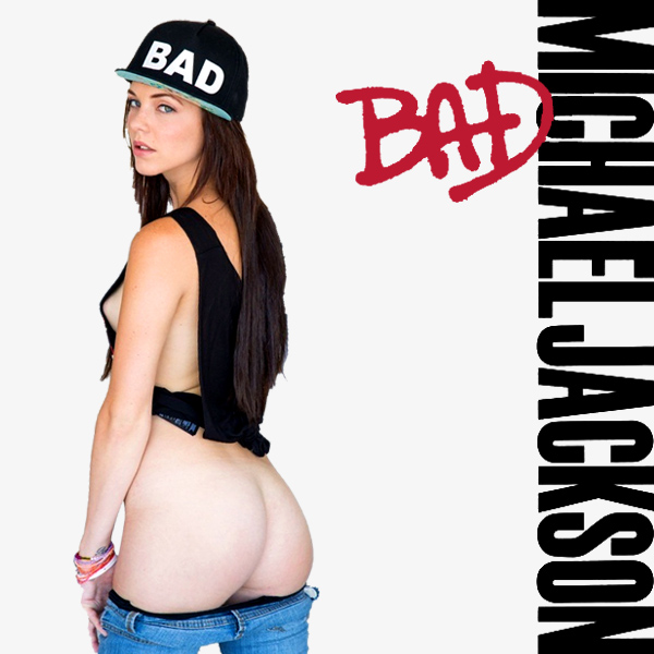 Cover Artwork Remix of Michael Jackson Bad