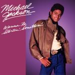 Original Cover Artwork of Michael Jackson Wanna Be Starting Something