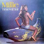 Original Cover Artwork of Millie Time Will Tell
