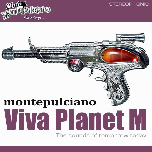 Original Cover Artwork of Montepulciano Viva Planet M