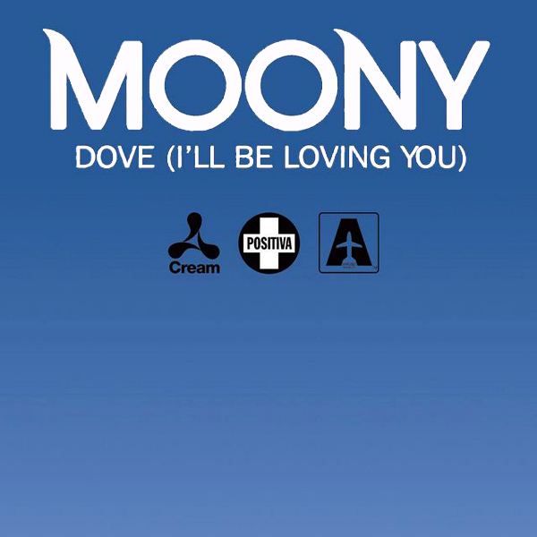 Original Cover Artwork of Moony Dove