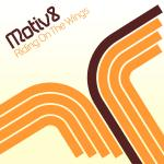 Original Cover Artwork of Motiv8 Riding On The Wings