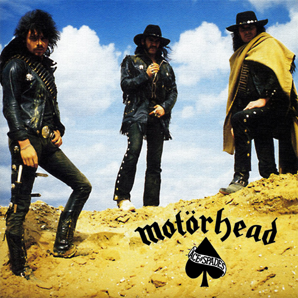 motorhead ace of spades 1