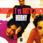 Original Cover Artwork of Mousse T Horny