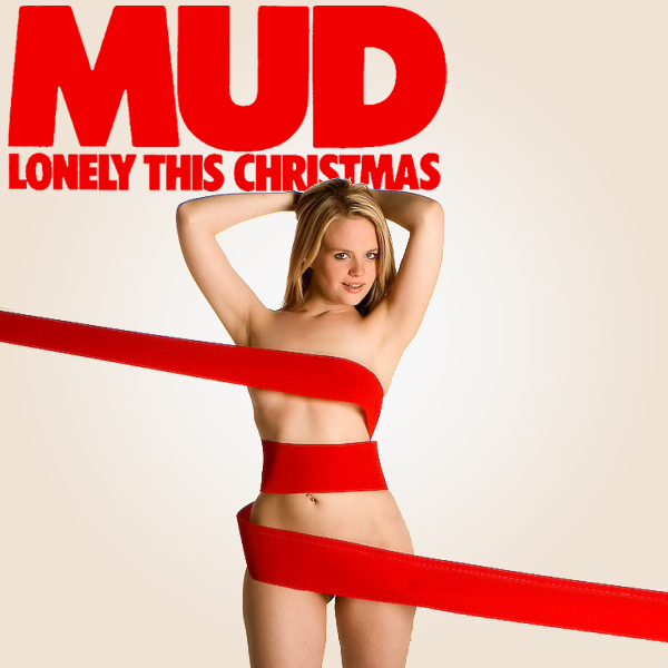 Cover Artwork Remix of Mud Lonely This Xmas