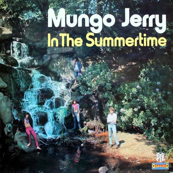 mungo jerry in the summertime 1