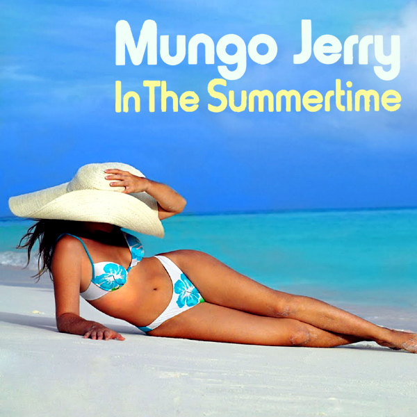 Cover Artwork Remix of Mungo Jerry In The Summertime