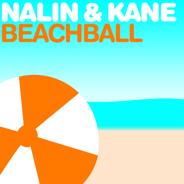 Original Cover Artwork of Nalin And Kane Beachball