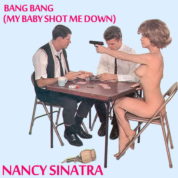 Cover Artwork Remix of Nancy Sinatra Bang Bang