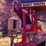 Original Cover Artwork of Nancy Sinatra Kid Stuff