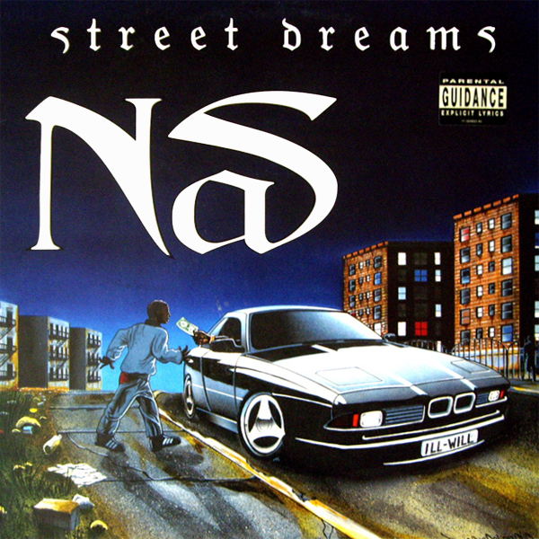 Original Cover Artwork of Nas Street Dreams