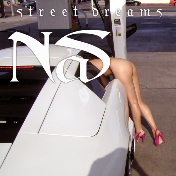 Cover Artwork Remix of Nas Street Dreams