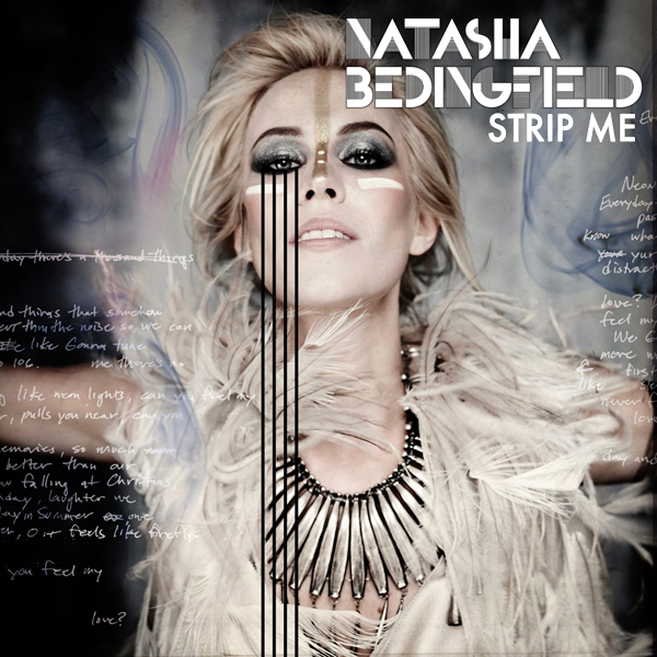 Original Cover Artwork of Natascha Bedingfield Strip Me