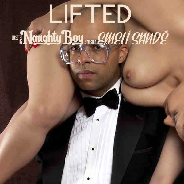 Cover Artwork Remix of Naughty Boy Lifted