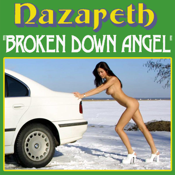 Cover Artwork Remix of Nazareth Broken Down Angel