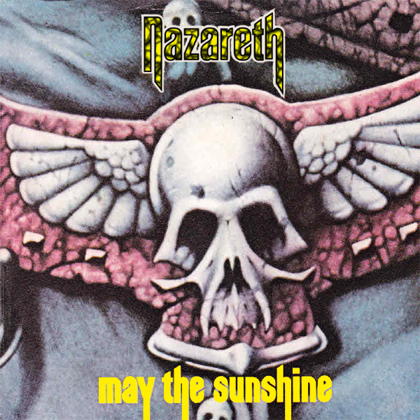 Original Cover Artwork of Nazareth May The Sunshine