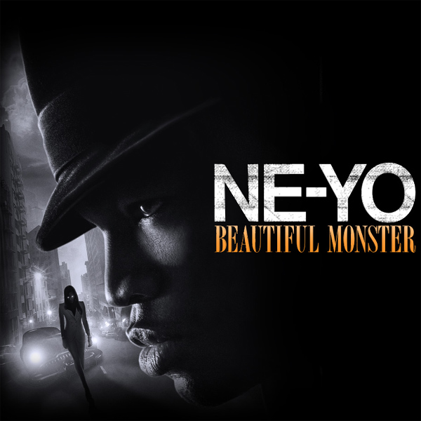 Original Cover Artwork of Ne Yo Beautiful Monster