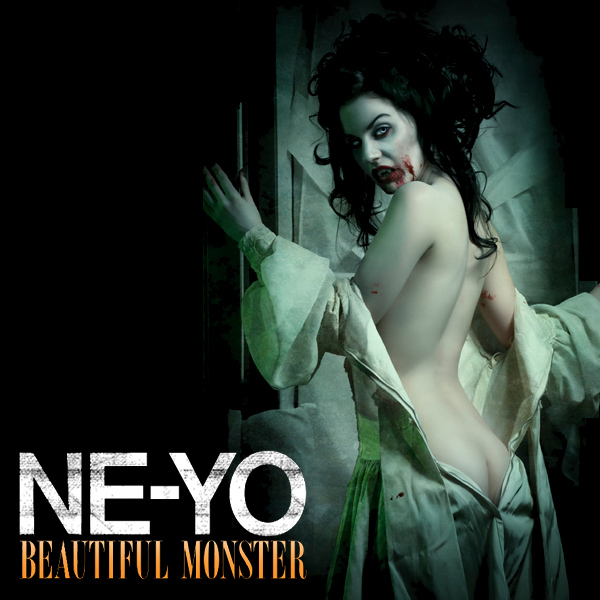 Cover Artwork Remix of Ne Yo Beautiful Monster