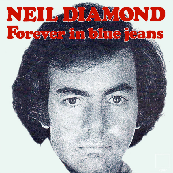 neil diamond blue jeans 1