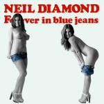 Cover Artwork Remix of Neil Diamond Blue Jeans