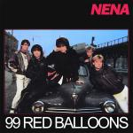 Original Cover Artwork of Nena 99 Red Balloons