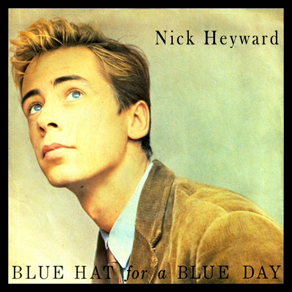 nick heyward blue hat day 1