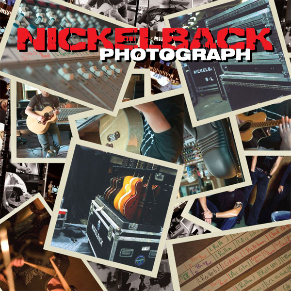 nickelback photograph 1